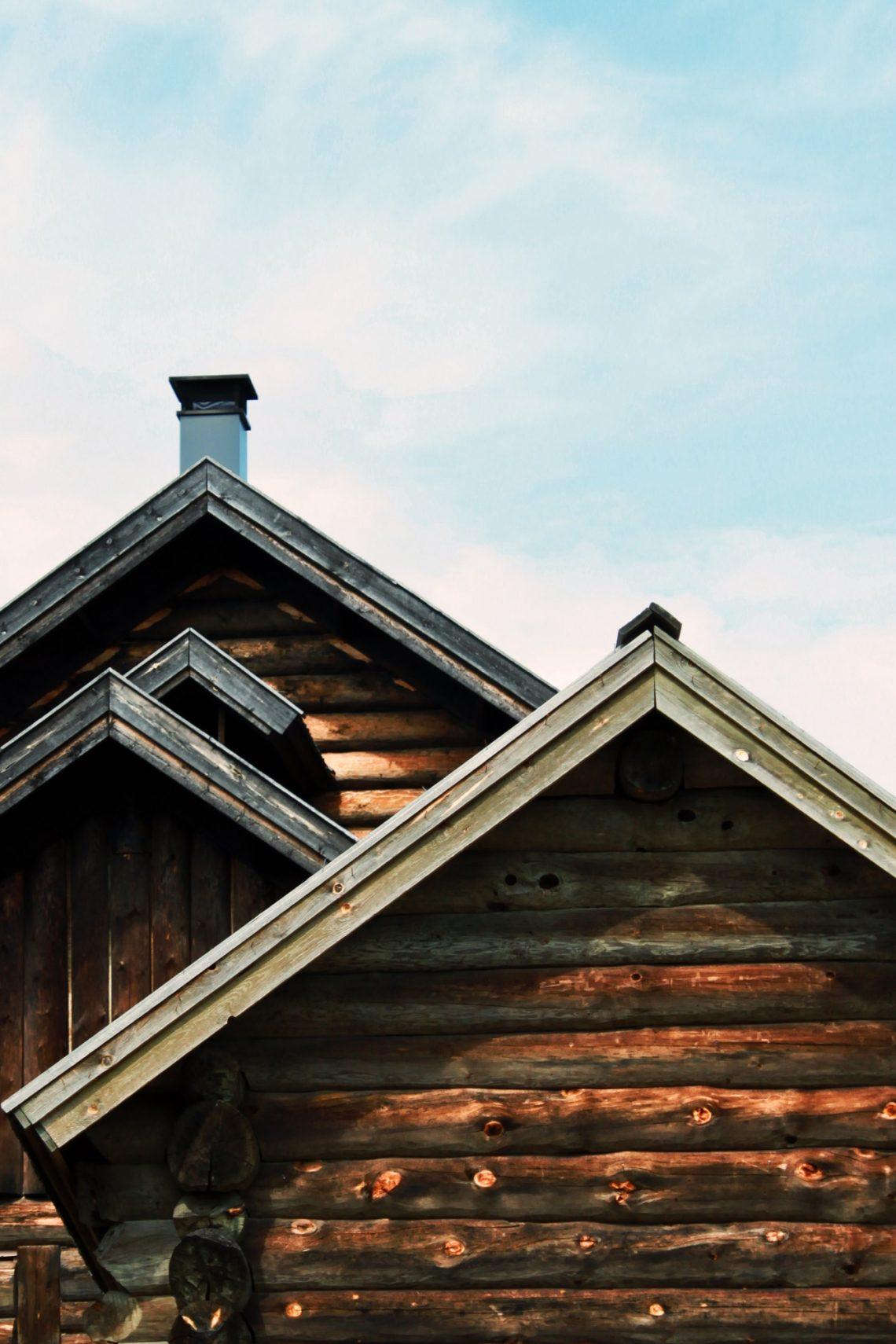 Kuvia Suomesta - Valokuvaaja Joona Kotilainen - Hirsitalot