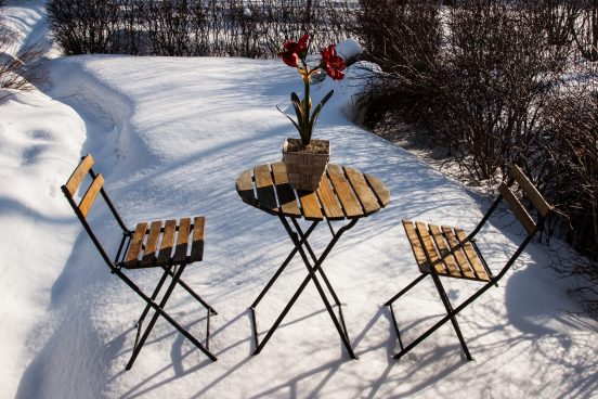 Kuvia Suomesta - Valokuvaaja Joona Kotilainen - Talviterassi